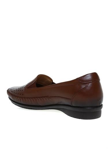 Forelli Forelli Düz Ayakkabı Taba